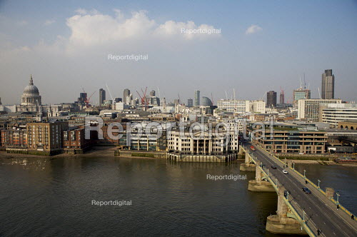City of London and the River Thames - Duncan Phillips - 2007-03-27