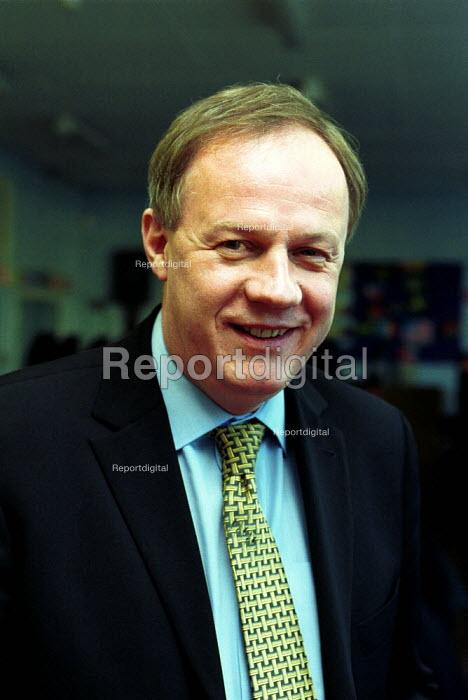 Damian Green shadow education secretary - Duncan Phillips - 2002-12-05