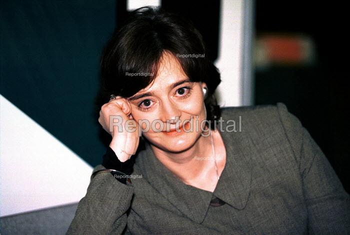 Cherie Blair - Duncan Phillips - 1999-11-05