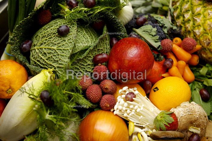 Fresh Fruit and vegetables - Duncan Phillips - 2007-04-12