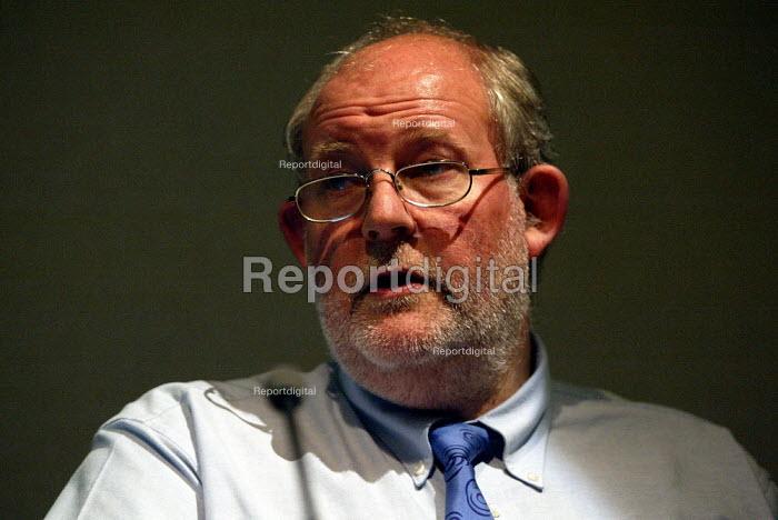 Charles Clarke MP. Education Secretary - Duncan Phillips - 2003-11-12