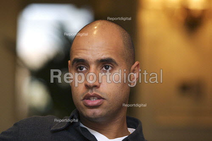 Saif al-islam Gaddafi - Duncan Phillips - 2002-04-20