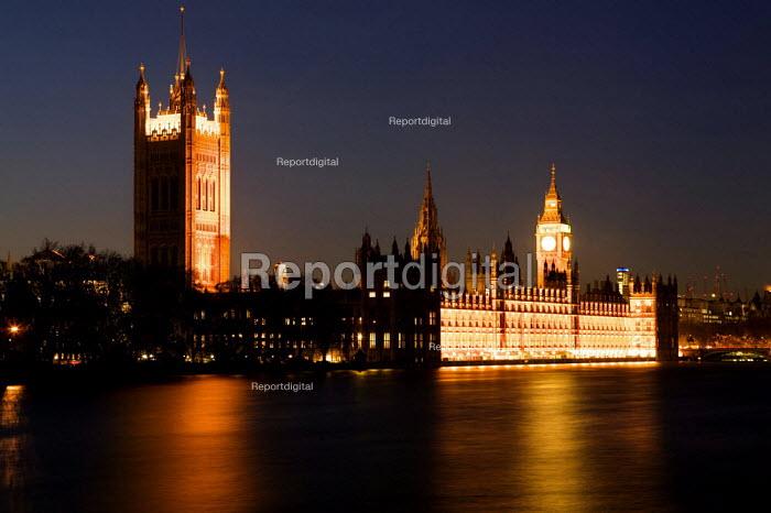Houses of Parliament, London - Duncan Phillips - 2008-11-19