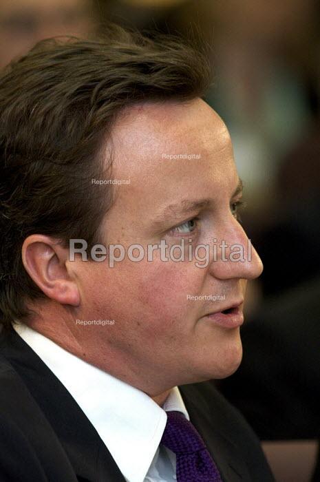 David Cameron MP - Duncan Phillips - 2008-07-17