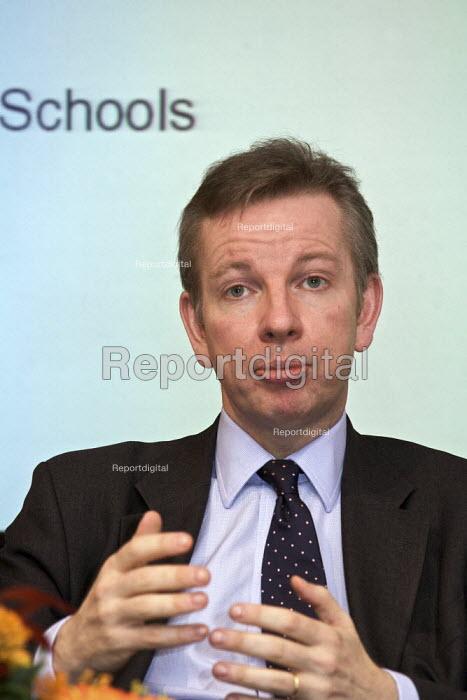 Michael Gove MP - Duncan Phillips - 2009-12-03