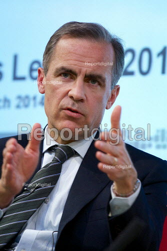 Mark Carney, Governor of the Bank of England, Mais Lecture at the Cass Business School, London - Duncan Phillips - 2014-03-18
