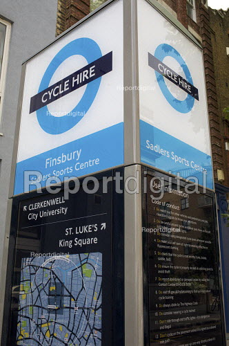 New TFL Cycle hire facilities, London - Duncan Phillips - 2010-07-16