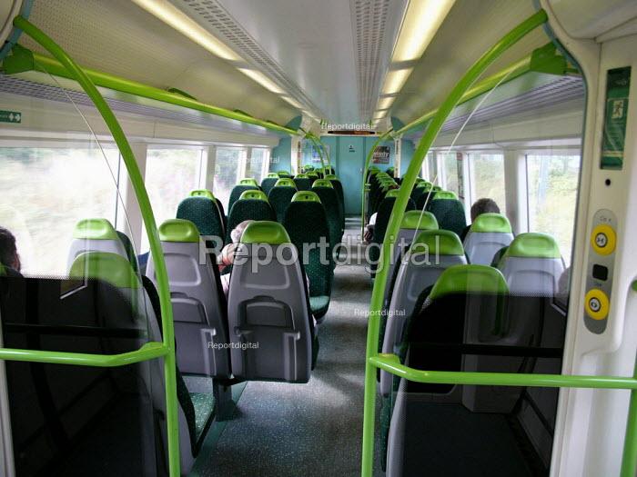Train Interior - Duncan Phillips - 2005-07-15