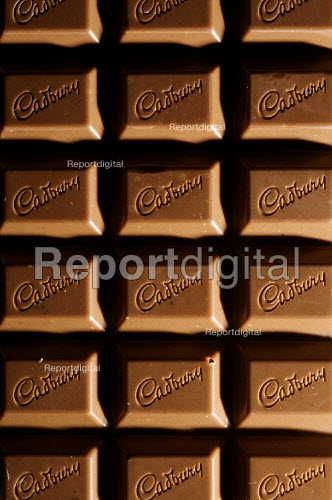 Bar of Cadburys Fruit and Nut milk Chocolate - Duncan Phillips - 2010-01-20