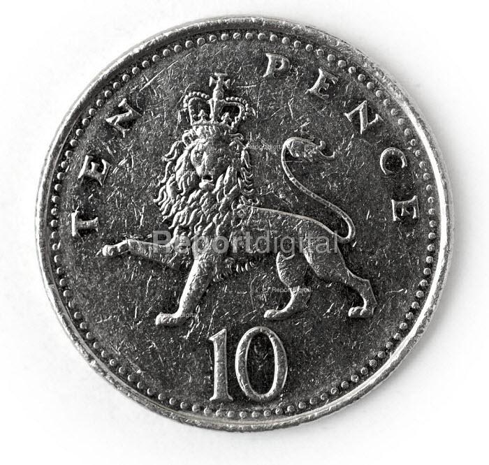 Ten Pence Piece - Duncan Phillips - 2008-04-21