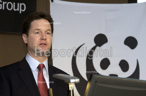Nick Clegg at the London stock Exchange calling for a cross-party Council of Financial Stability to agree the timetable and scale of deficit reduction. - Duncan Phillips - 2010-03-22