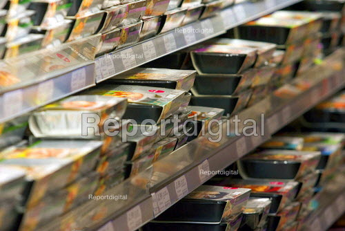 Ready Meals on Supermarket Shelves. - Duncan Phillips - 2006-01-25