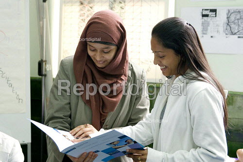 Midwife and nursing recruitment in East London. - Duncan Phillips - 2005-05-20