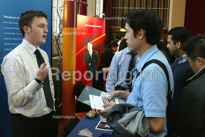 University Careers Fair - Duncan Phillips - 2003-11-05