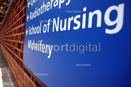 School of Nursing and Midwifery. - Duncan Phillips - 2004-07-28