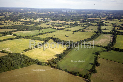 Aerial View of Countryside - south east - Duncan Phillips - 2013-07-26