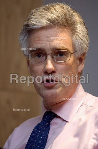 Adair Turner, chairman of the Pensions Commission & chair of the Low Pay Commission - Duncan Phillips - 2005-04-07