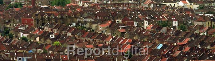 Terraced Houses Bristol - Duncan Phillips - 2003-07-13