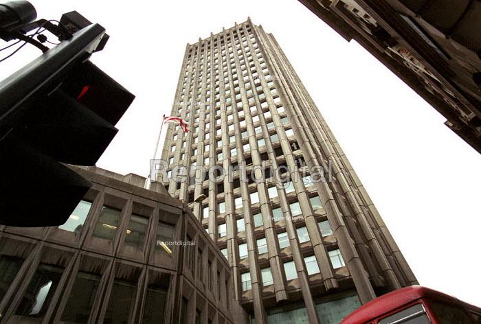 The Stock Exchange, City of London. - John Harris - 2000-05-03