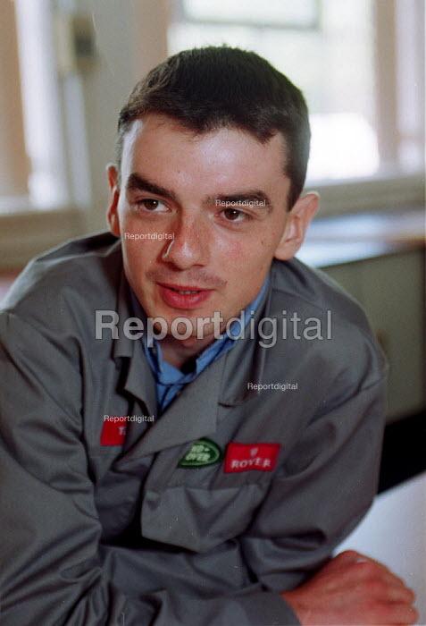 MSF Rover Longbridge. - John Harris - 2000-05-18