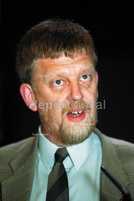 Dave Nellist MSF conference - John Harris - 2001-06-14