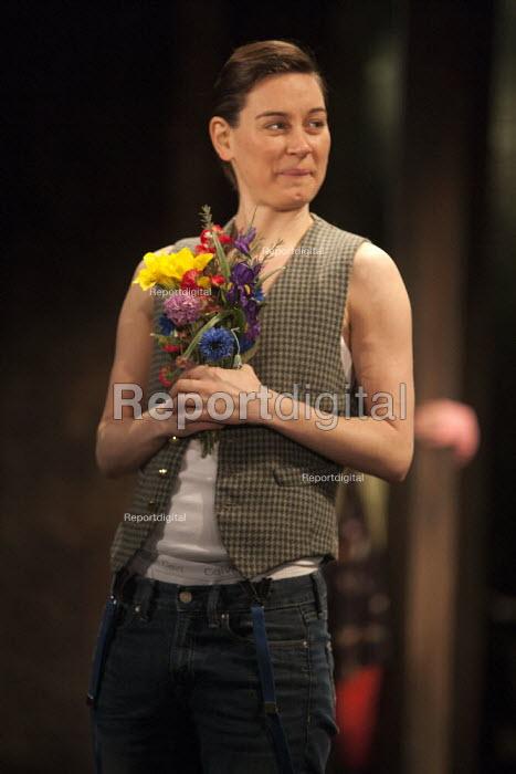 Pippa Nixon as Rosalind in As You Like It. RSC, Swan, Stratford-upon-Avon - John Harris - 2013-04-22