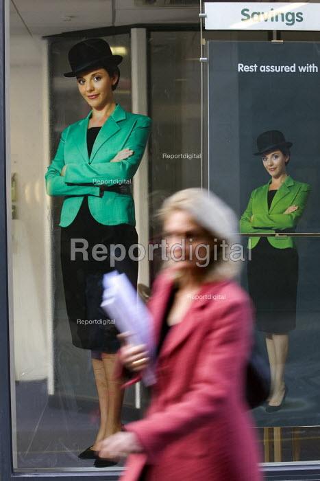 Bradford and Bingley Bank. London. - Jess Hurd - 2008-09-29
