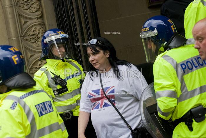 English Defence League march in Birmingham - Jess Hurd - 2009-09-05