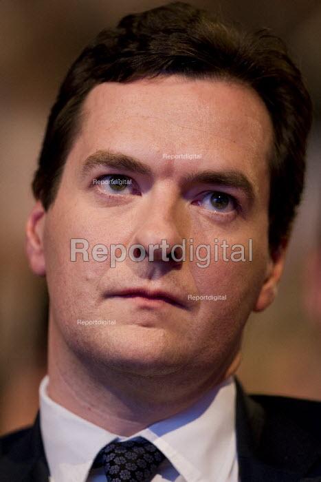 George Osborne MP. Conservative Party Conference 2009. Manchester. - Jess Hurd - 2009-10-05