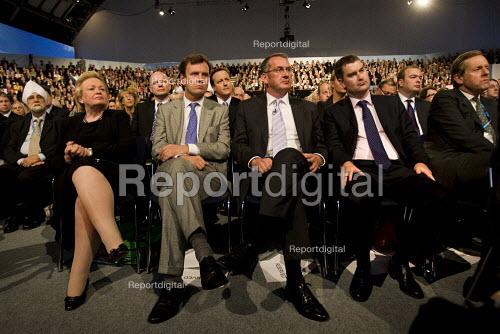 Conservative Party Conference 2009. Manchester. - Jess Hurd - 2009-10-06
