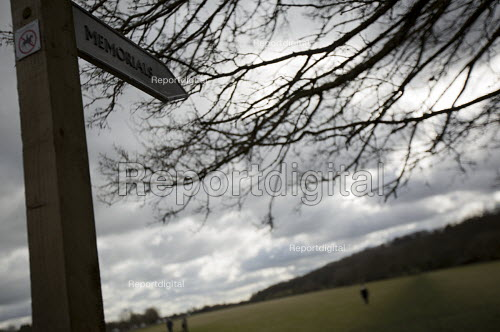 Runnymede, the birthplace of the Magna Carta and modern democracy. Surrey. - Jess Hurd - 2015-02-21
