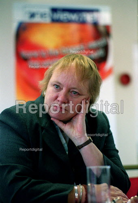 Marjorie Mowlam MP - Roy Peters - 1999-11-15