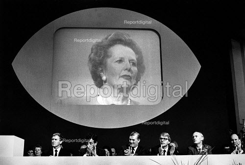 Conservative Party Conference, in 1988. - John Sturrock - 1988-10-12