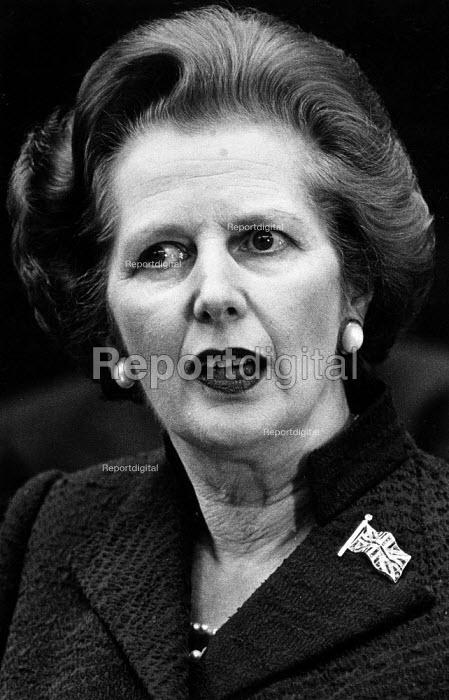 Margaret Thatcher - John Sturrock - 1981-10-10