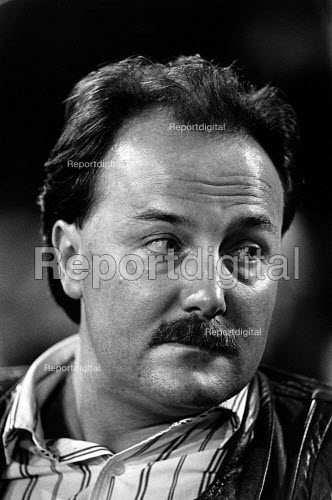 George Galloway Labour MP, in 1988. - John Sturrock - 1988-09-10