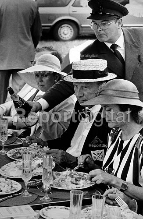 Henley Royal Regatta, in July, 1985. - John Sturrock - 1985-08-13