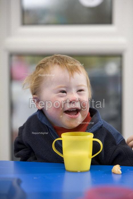 Rompers Day Nursery, an onsite nursery. - Paul Box - 2006-12-17