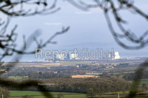 Hinkley Point Nuclear power station, Somerset. - Paul Box - 2014-12-31