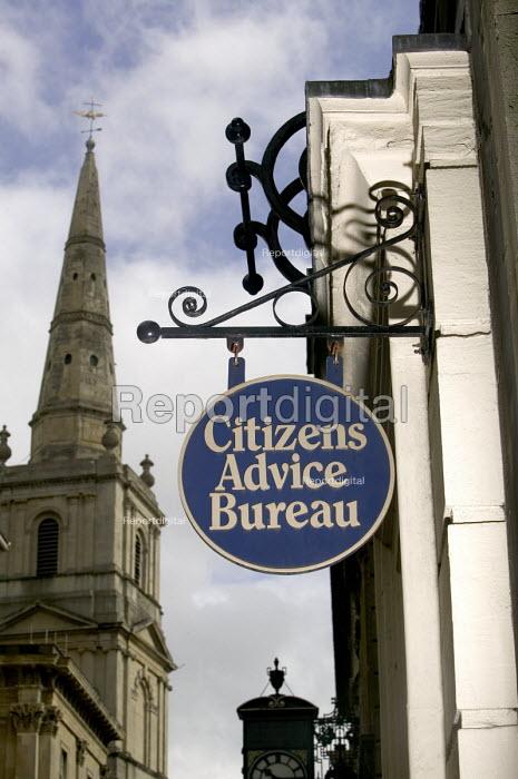 Citizens advise bureau, Bristol. - Paul Box - 2005-12-10