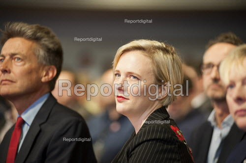 Stella Creasey at Labour Party deputy leadership election Westminster London - Philip Wolmuth - 2015-09-12