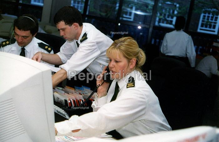 Ambulance control centre - Joanne O'Brien - 20021024