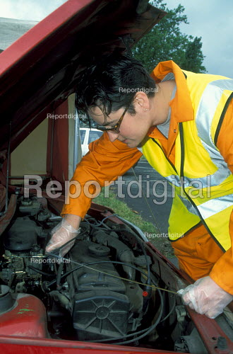 MOT Testing for vehicle emissions - Joanne O'Brien - 20021024