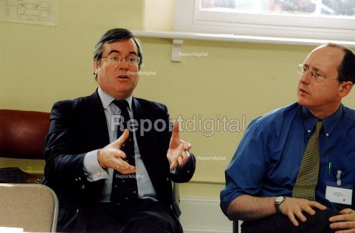 Housing Conference, Haringey, London - Joanne O'Brien - 20021024