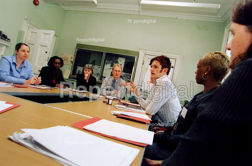 Housing Conference, Haringey, London. Tenants and officers discussion - Joanne O'Brien - 20021024