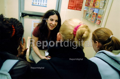 Safe sex and sexual health advise for young people. - Joanne O'Brien - 2003-04-30