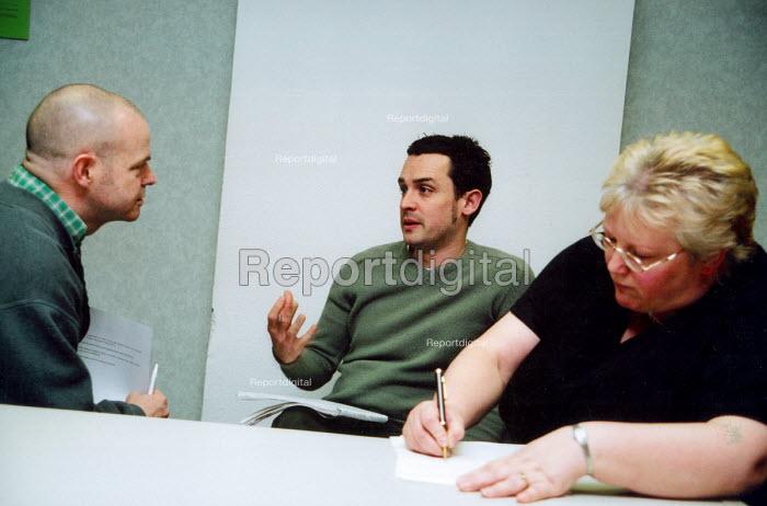 Trade Union, training for reps. - Joanne O'Brien - 20021024