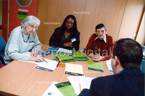 Housing consultation meeting Hackney Council. - Joanne O'Brien - 20021024