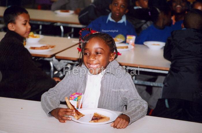 Breakfast club at school - Joanne O'Brien - 20021024