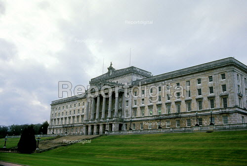 Stormont, Northern Ireland Assembly - Joanne O'Brien - 20021024