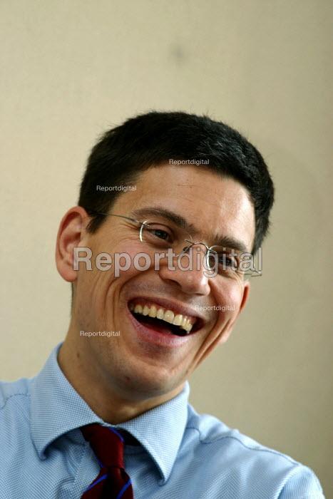 David Miliband MP - Joanne O'Brien - 20021024